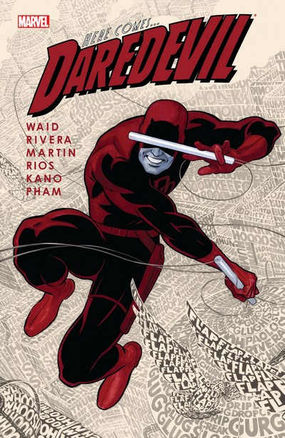 Daredevil by Mark Waid and Chris Samnee Collection Vol. 1 – 5 (2013-2016)