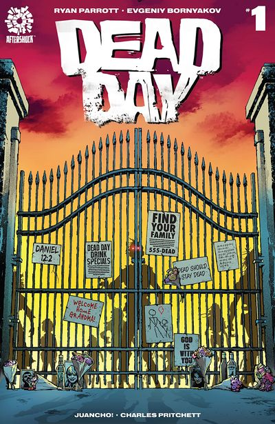 Dead Day #1 (2020)
