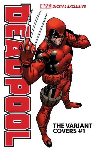 Deadpool – The Variant Covers #1 (2020)
