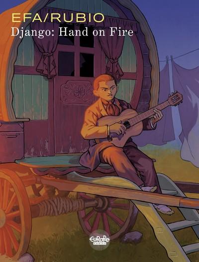 Django – Hand on Fire (2020)