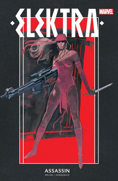 Elektra – Assassin (TPB) (2019)