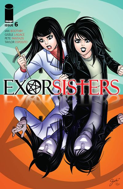 Exorsisters #6 (2020)