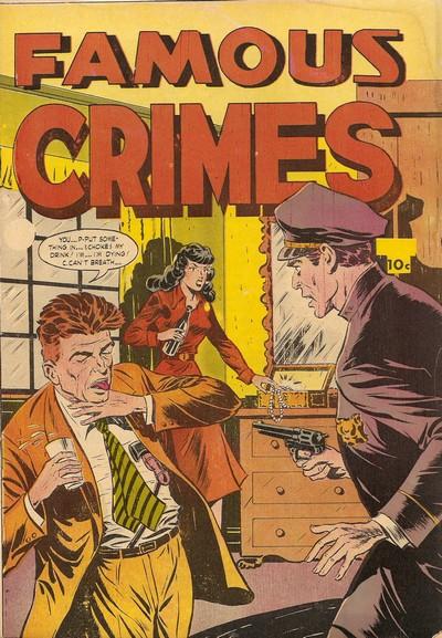 Famous Crimes #51 (1952)