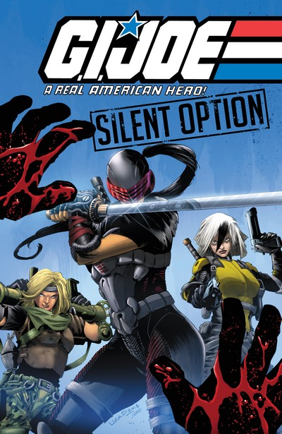G.I. Joe – A Real American Hero – Silent Option (TPB) (2019)