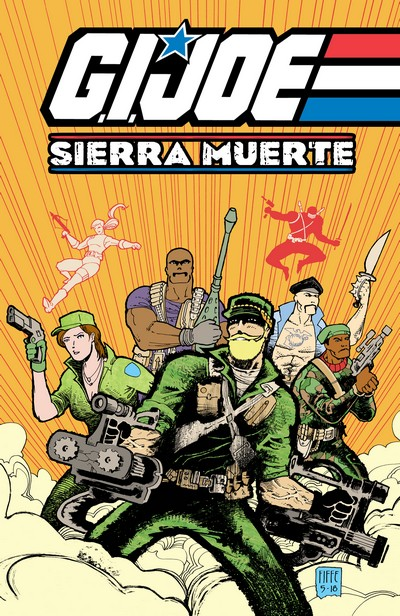 G.I. Joe – Sierra Muerte (TPB) (2019)