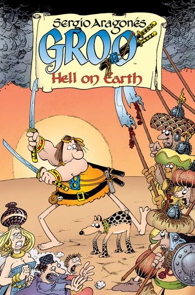 Groo – Hell on Earth (TPB) (2009)