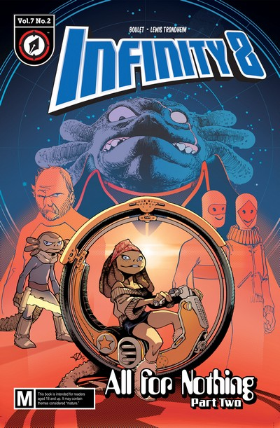 Infinity 8 #20 – All for Nothing (2020)