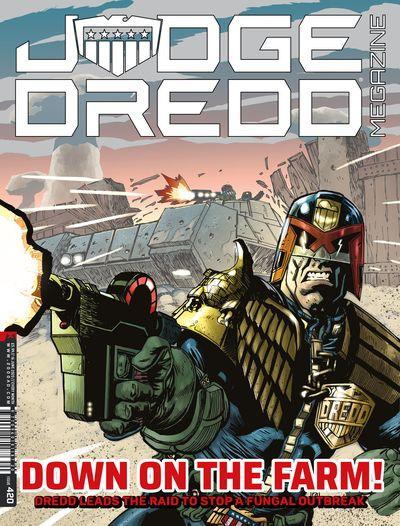 Judge Dredd Megazine #420 (2020)