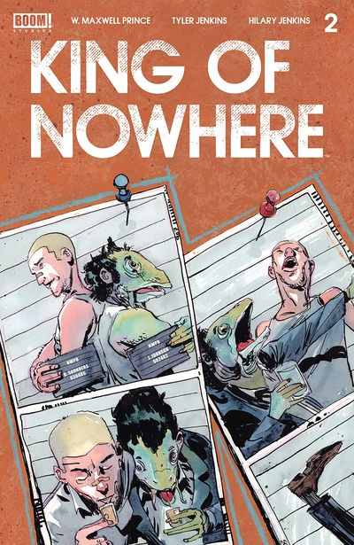 King of Nowhere #2 (2020)