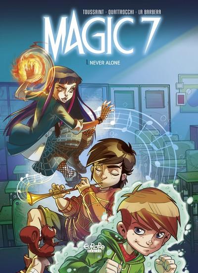 Magic 7 #1 – 3 (2020)