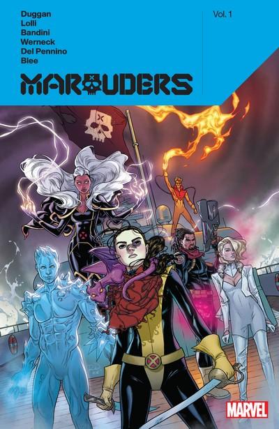 Marauders by Gerry Duggan Vol. 1 (TPB) (2020)