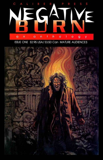 Negative Burn #1 – 50 (1993-1997)