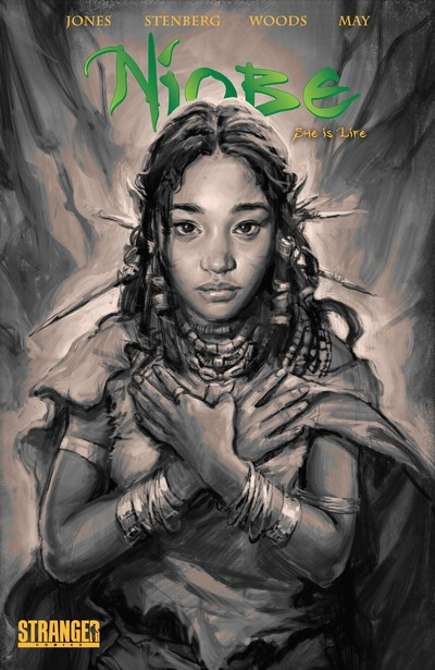 Niobe Vol. 1 – She is Life (TPB) (2017)