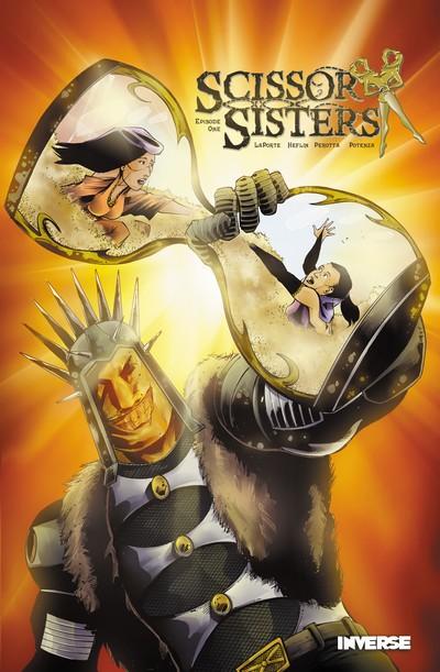 Scissor Sisters Vol. 1 (2016)