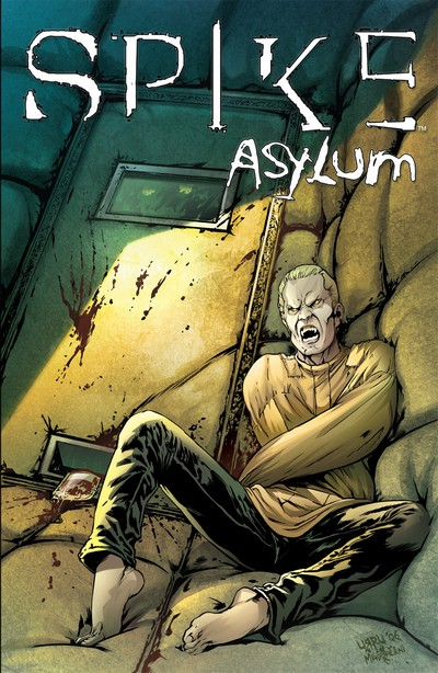 Spike – Asylum #1 – 5 (2006-2007)