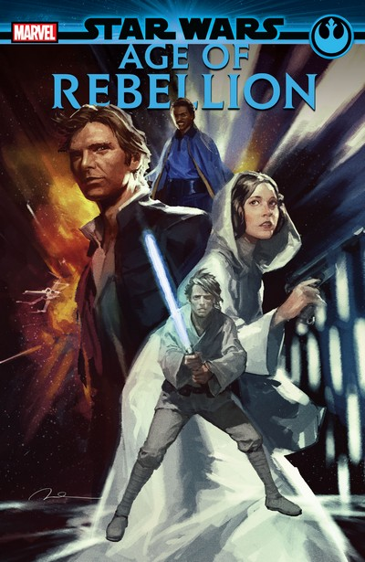 Star Wars – Age Of Rebellion (TPB) (2020)