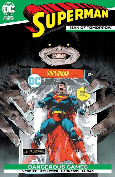 Superman – Man of Tomorrow #3 (2020)