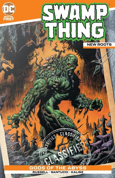 Swamp Thing – New Roots #3 (2020)