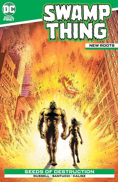 Swamp Thing – New Roots #6 (2020)