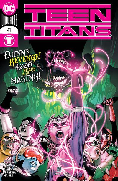 Teen Titans #41 (2020)