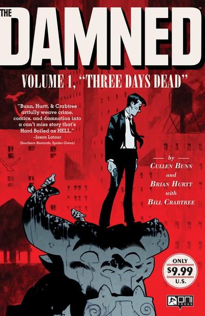 The Damned Vol. 1 – Three Days Dead (TPB) (2017)