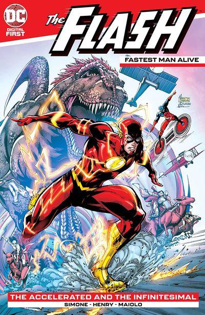 The Flash – Fastest Man Alive #3 (2020)