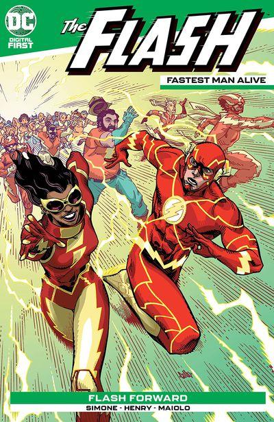 The Flash – Fastest Man Alive #4 (2020)