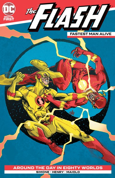 The Flash – Fastest Man Alive #5 (2020)