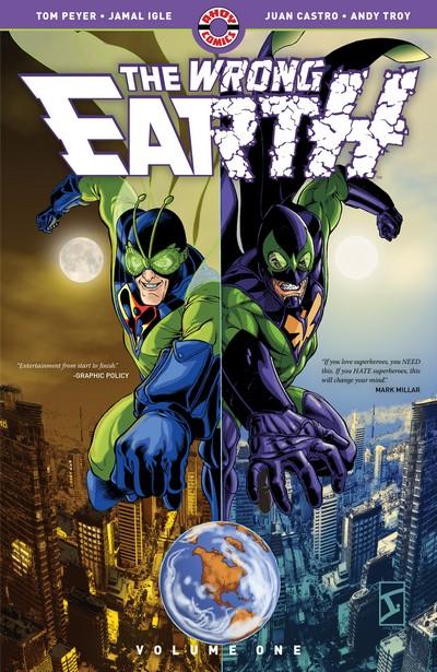 The Wrong Earth Vol. 1 (TPB) (2019)