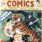 Thrilling Comics #1 – 80 (1940-1951)