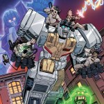 Transformers – Ghostbusters – Ghosts of Cybertron (TPB) (2020)