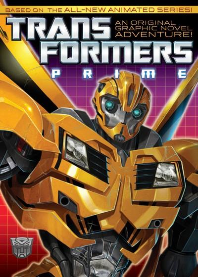 Transformers – Prime Vol. 1 (TPB) (2010)