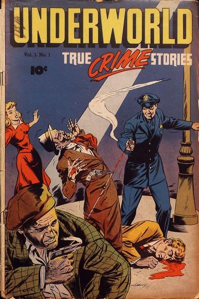 Underworld #1 – 9 (1948-1949)