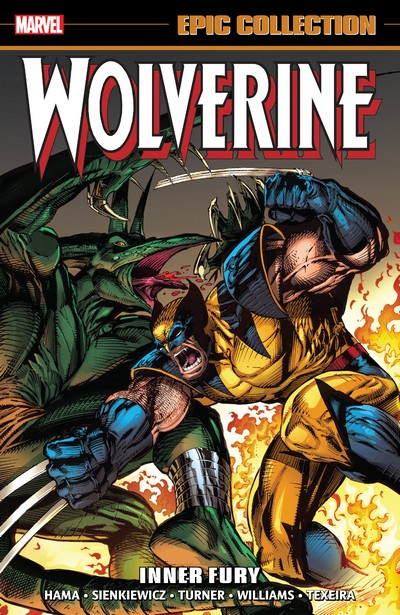 Wolverine Epic Collection Vol. 6 – Inner Fury (2020)
