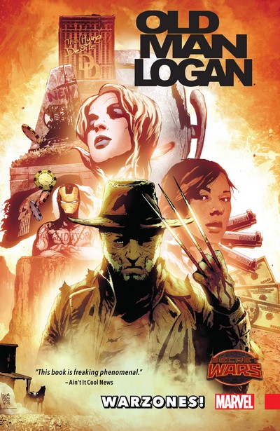 Wolverine – Old Man Logan Vol. 0 – Warzones! (2015)