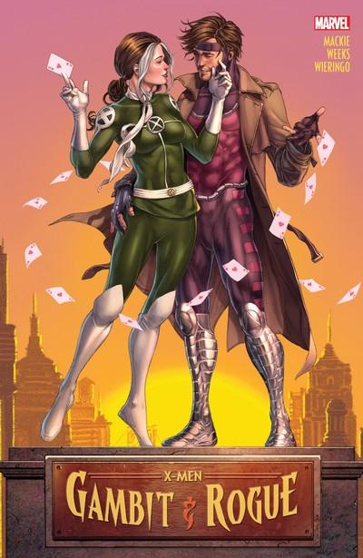 X-Men – Gambit & Rogue (TPB) (2016)