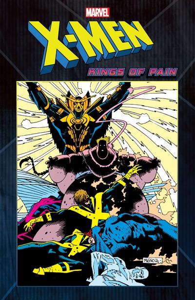 X-Men – Kings of Pain (TPB) (2020)
