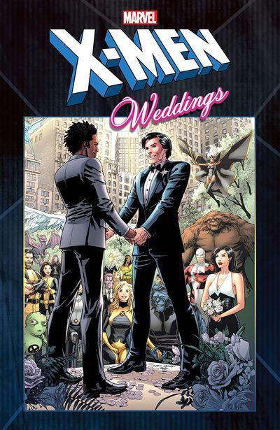 X-Men Weddings (2020)
