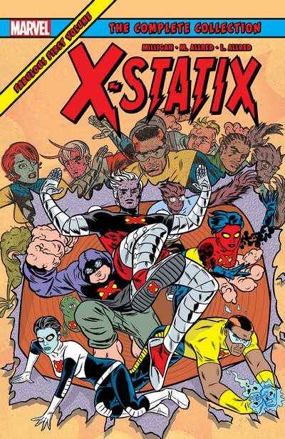 X-Statix – The Complete Collection Vol. 1 (2020)