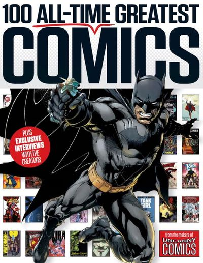 100 All-Time Greatest Comics (2014)