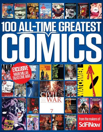 100 All-Time Greatest Comics (2016)