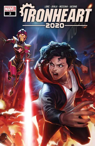2020 Ironheart #2 (2020)