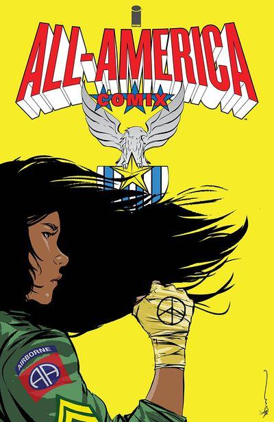 All-America Comix #1 (2020)