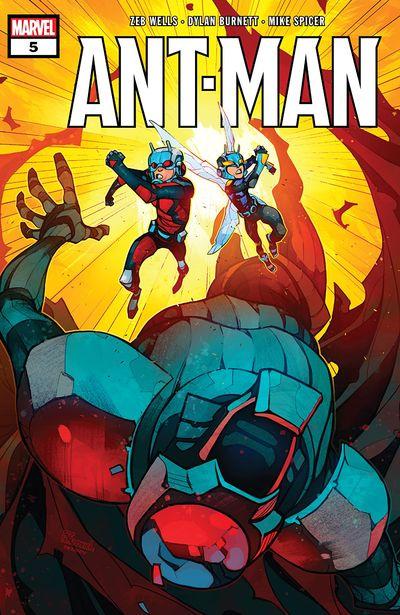 Ant-Man #5 (2020)