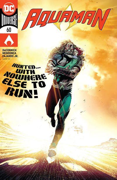 Aquaman #60 (2020)