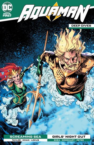 Aquaman – Deep Dives #9 (2020)
