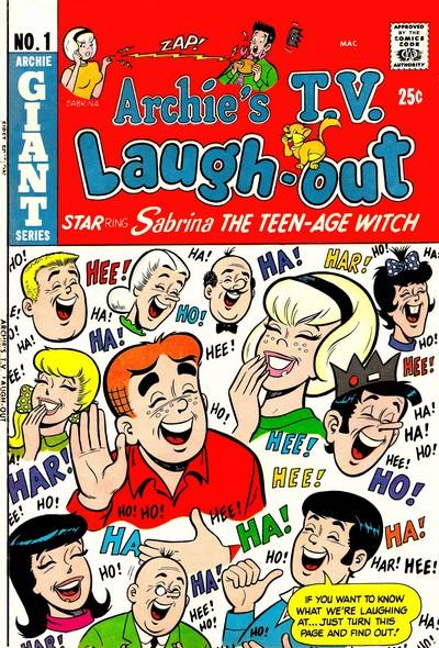 Archie's TV Laugh-Out #1 – 105 (1969-1986)