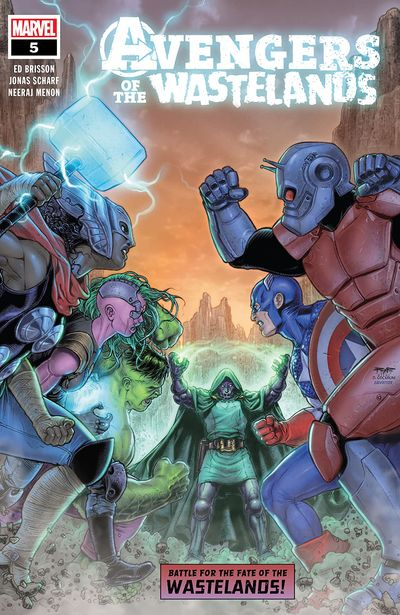 Avengers Of The Wastelands #5 (2020)