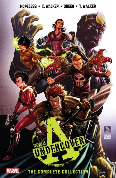 Avengers Undercover – The Complete Collection (2018)