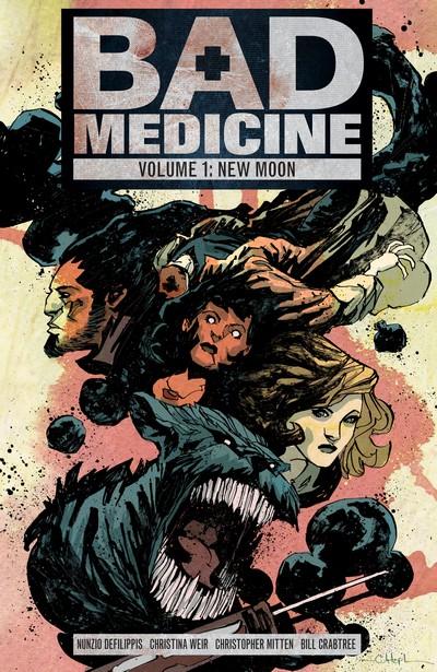 Bad Medicine Vol. 1 – New Moon (TPB) (2013)